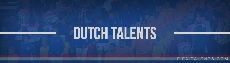 Dutch FIFA 17 talents