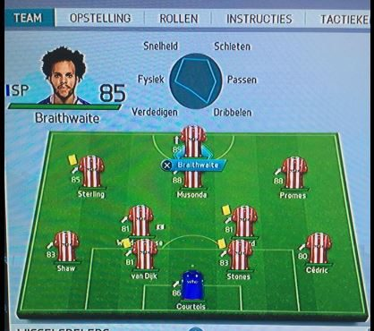 FIFA 16 Talents at Southampton